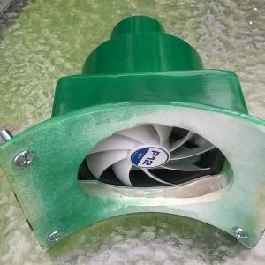 9 blade 120 fan